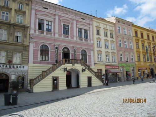 Obchodní prostor 11,8 m2, Olomouc